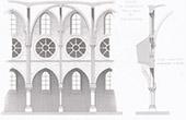 Church of Champeaux - �le-de-France - Seine-et-Marne (France)