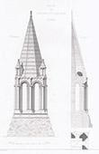 Print Churches of France