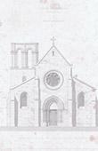 Church of Mareil-Marly - �le-de-France - Yvelines (France)