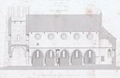 Iglesia de Fontenailles - Isla de Francia - Sena y Marne (Francia)