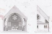 Kapelle - Petit-S�minaire de Paris - �le-de-France (Frankreich)