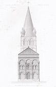 �glise Saint-Cybard de Roullet-Saint-Est�phe - Aquitaine-Limousin-Poitou-Charentes - Charente (France)