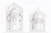 Church of Roullet-Saint-Est�phe - Aquitaine-Limousin-Poitou-Charentes - Charente (France)