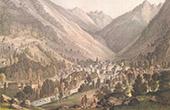 General View of Cauterets - Midi-Pyr�n�es - Hautes-Pyr�n�es (France)