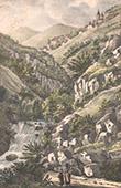 Vue de Saint-Aventin - Languedoc-Roussillon-Midi-Pyr�n�es - Haute-Garonne (France)