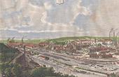 View of Le Creusot - Burgundy - Sa�ne-et-Loire (France)