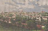 View of Angoul�me - Poitou-Charentes - Charente (France)