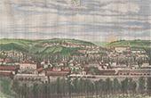 View of Bar-le-Duc - Lorraine - Meuse (France)