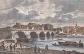 View of Angers - Pays de la Loire - Maine-et-Loire (France)