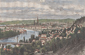 View of Rouen - Haute-Normandie - Seine-Maritime (France)