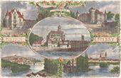 Towns of the department of Yvelines - �le-de-France - Seine-et-Oise (France)