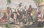 Folkgrupper - Folkdräkt - Västafrika - Oualof och Fulani (Senegal)