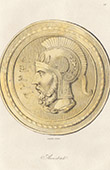 Ancient Greece - Medal - Hannibal - Carthage (Tunisia)