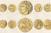 Ancient Greece - Medals - Carthage (Tunisia)