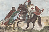Costume - Military Uniform - Knights Templar - War Costume