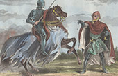 Costume - XIIIth Century - Gendarme - Knight
