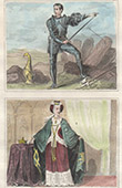 Portraits - Costume - XVth Century - Richard Beauchamp - Court Lady