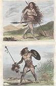 Costume - Scotland - Picts Warriors - Roman Britain