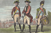 Military costumes under the Reign of George III of the United Kingdom