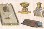 Heiliges Land - Zw�lf St�mme Israels - Exodus - Sakramentshaus - Molten Sea