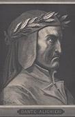 Porträt von Dante Alighieri (1265-1321)