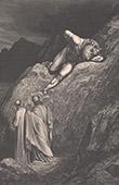 Dantes Inferno - H�lle - Gustave Dor� - Kapitel XXXII - Der Minotauros