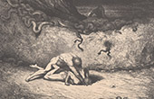 Dante's Hell - Inferno - Gustave Dor� - Chapter LXII - Other Forgers