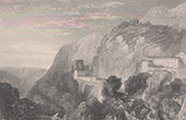 Mont-Liban - Couvent de St Antonia (Liban)