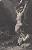 Crucifixion of Jesus - Pietà (Prud'hon)