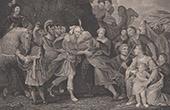 B�blia - Antigo Egipto - Josef encontra Jacob