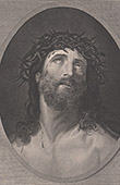 Jesus Christ - Crown of Thorns - Passion of Jesus Christ (Guido Reni)