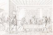 Tracht - Kapetinger - XIV. Jahrhundert (Frankreich)