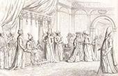Turkish Costume - Europe - Sultan - Grand Vizier (Turkey)