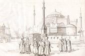 T�rkischer Tracht - Europa - Sultan - Oberster Wesir (T�rkei)
