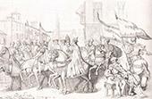 Tracht - Europa - Reiter - Kaiser - Adel - XVI. Jahrhundert