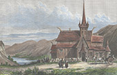 Church of Lomb (Norway)