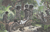 Rossel Island - Louisiade Archipelago - Massacre of the Chineses (Papua New Guinea)