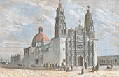 Cathedral  of Chihuahua - Church of the Constitution (New Mexico)