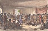 Salon in Madagaskar
