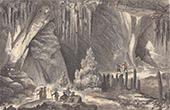 Grotte von Antiparos - Kykladen (Griechenland)