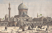 Ahmet-Khia�a Mosque on the Market Square - Baghdad (Iraq)