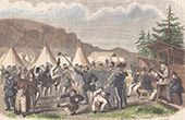 Camp of Sjordalen - Hordaland (Norway)