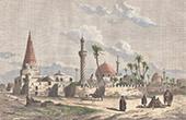 Tombeau de Cheikh Omar � Bagdad (Irak - Iraq)