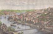 View of Porto (Portugal)