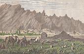 View of Sivrihisar - Anatolia - Asia Minor (Turkey)