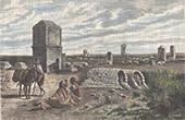 N�cropole de Haouch Taacha - Kairouan (Tunisie)