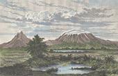 View of the Kilimanjaro (Tanzania)