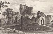 Saltwood Castle - Kent (England)