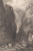 Delphi und Berg Parnass (Griechenland)