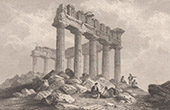 Parthenon - Akropolis in Athen - Antikes Griechenland (Griechenland)
